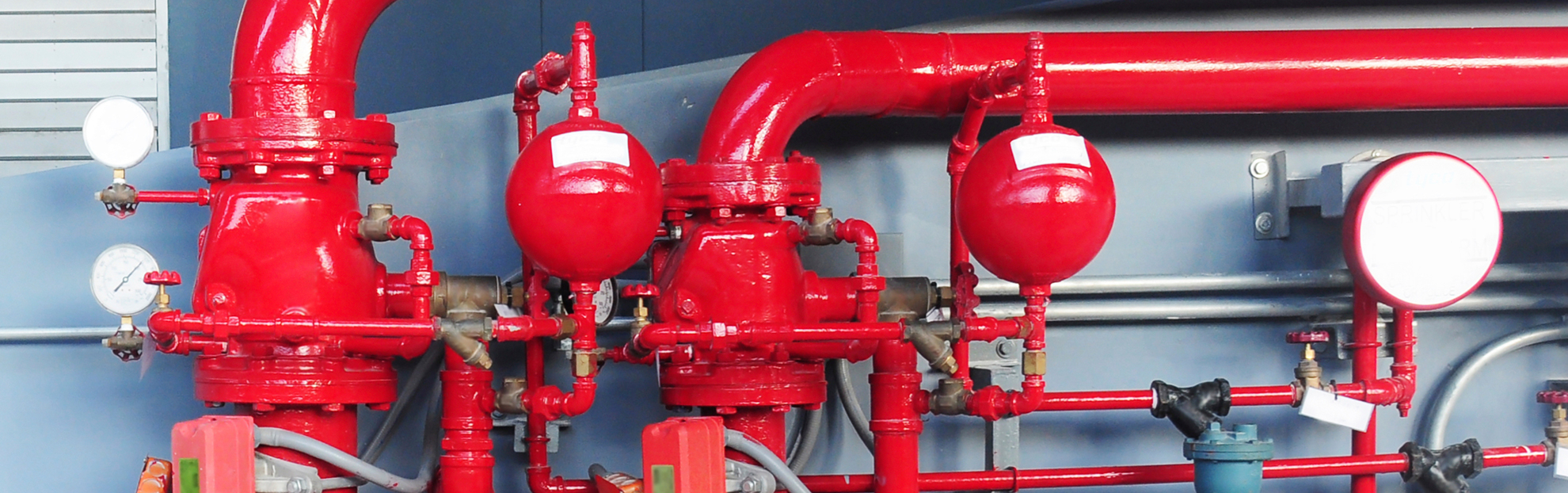 Deluge Systems - Carolina Fire Protection